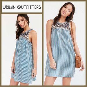NEW! [Urban Outfitters Ecoté] Dreams Crochet Dress